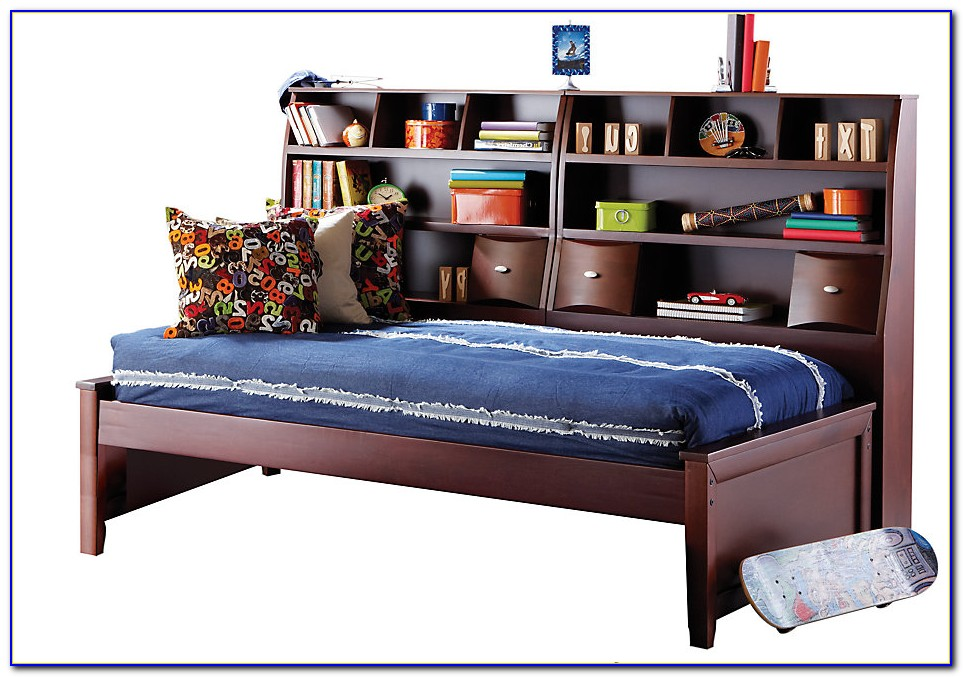 Daisy Twin Bookcase Daybed