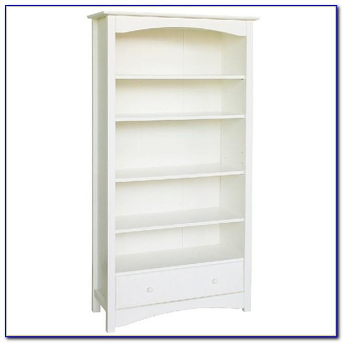 Davinci Roxanne Bookcase Antique White