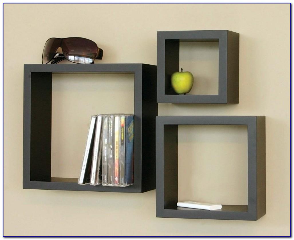 Diy Wall Hanging Bookcase