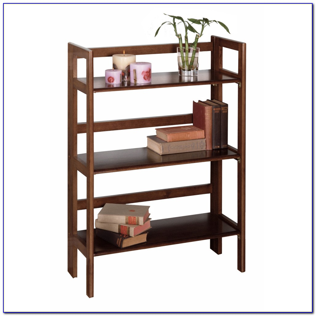 Everyday Living 3 Tier Folding Bookcase