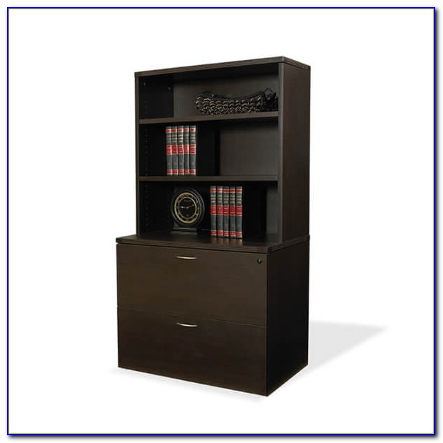 File Cabinet Bookshelves
