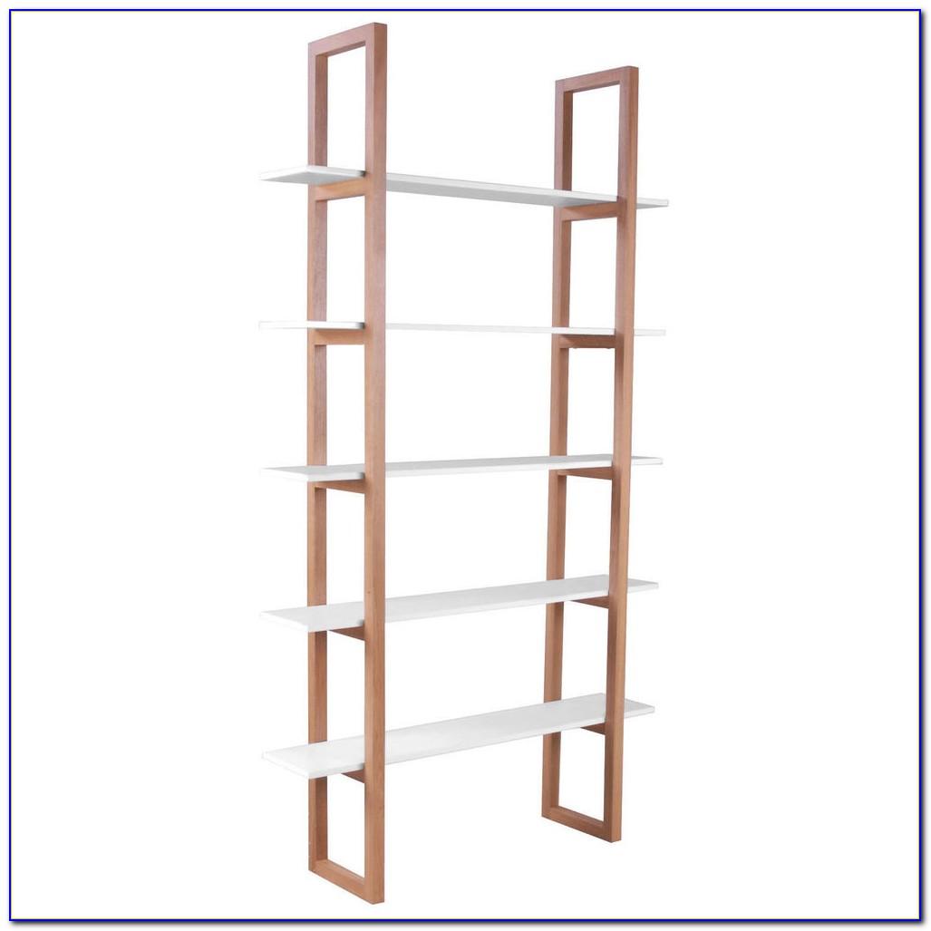 Freestanding Bookcase Design