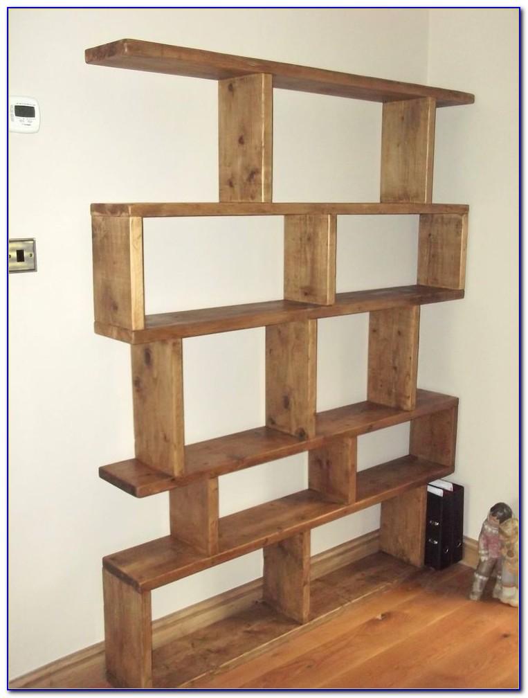 Freestanding Bookcase Headboard