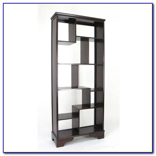 Freestanding Bookcase Partition