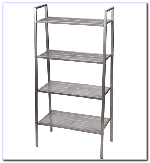 Freestanding Bookcase Wall