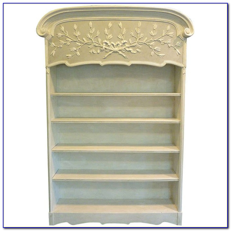 French Provincial Bookcase Adelaide