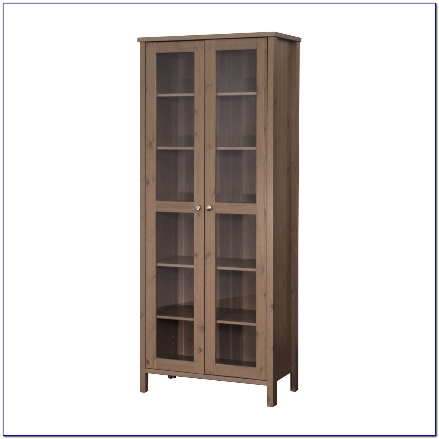 Glass Covered Bookcases