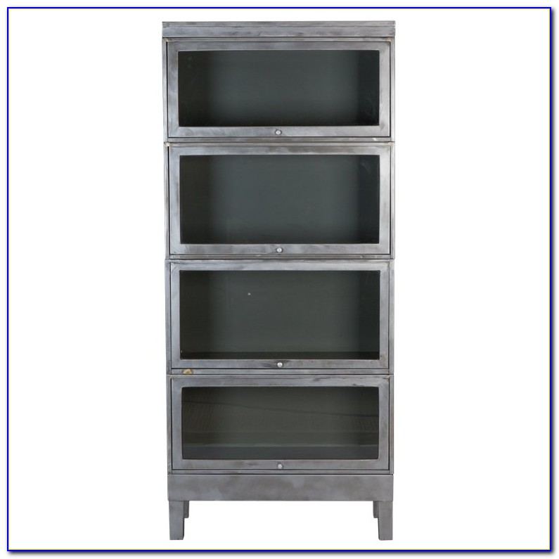 Glass Fronted Bookcases Antique