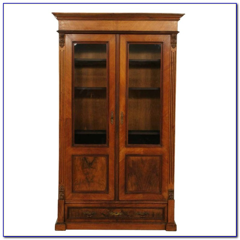 Glass Fronted Bookcases Ikea