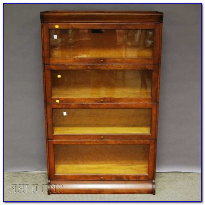 Hale Herkimer Ny Barrister Bookcase