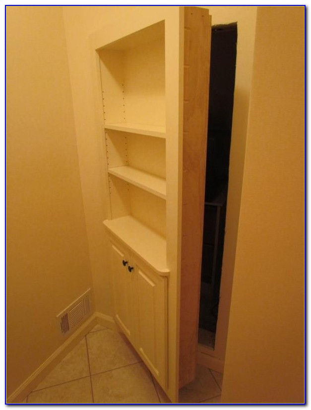 Hidden Door Bookcase Hardware