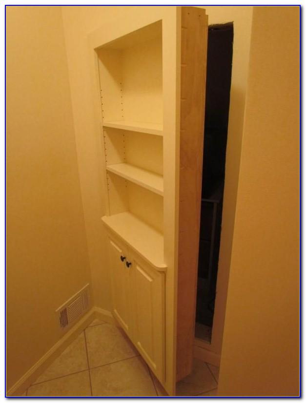 Hidden Door Bookcase Hardware