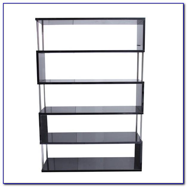 High Gloss Bookshelf