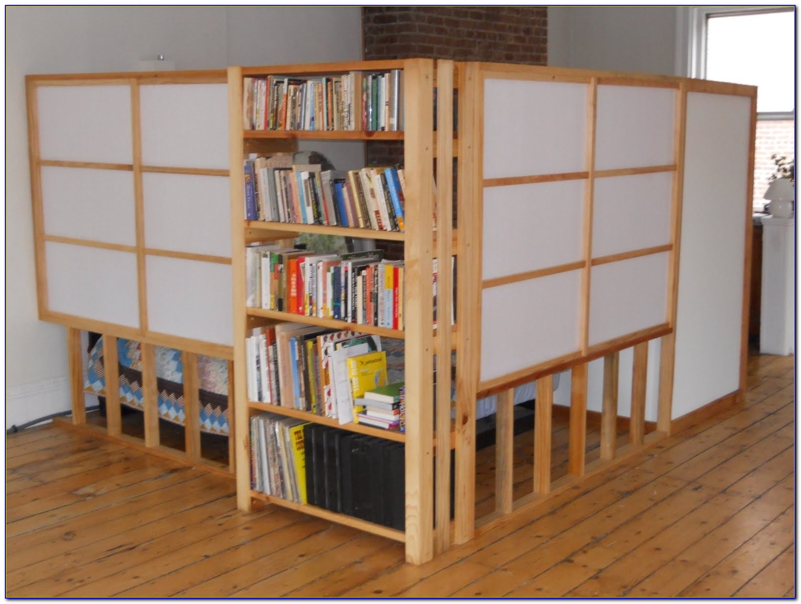 Ikea Billy Bookcase Room Divider