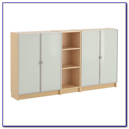 Ikea Billy Corner Bookcase Birch