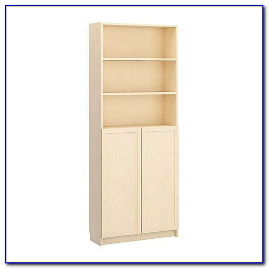 Ikea Bookcases With Doors