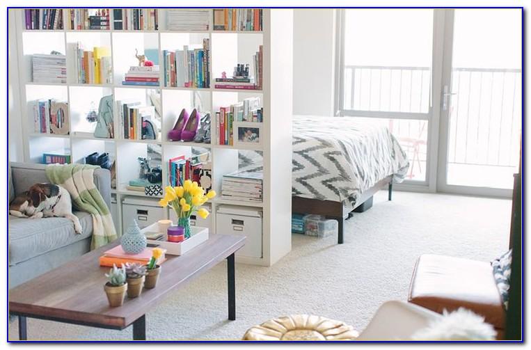 Ikea Bookshelf Room Dividers