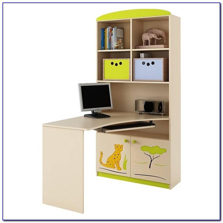 Ikea Desk Bookcase Combination