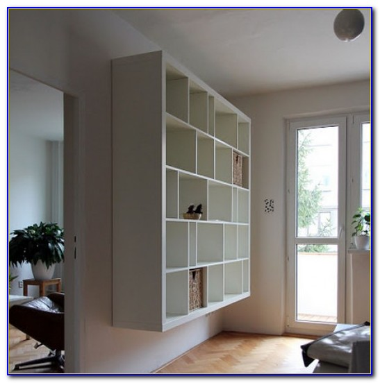 Ikea Expedit Bookcase Room Divider Cube Display High Gloss White
