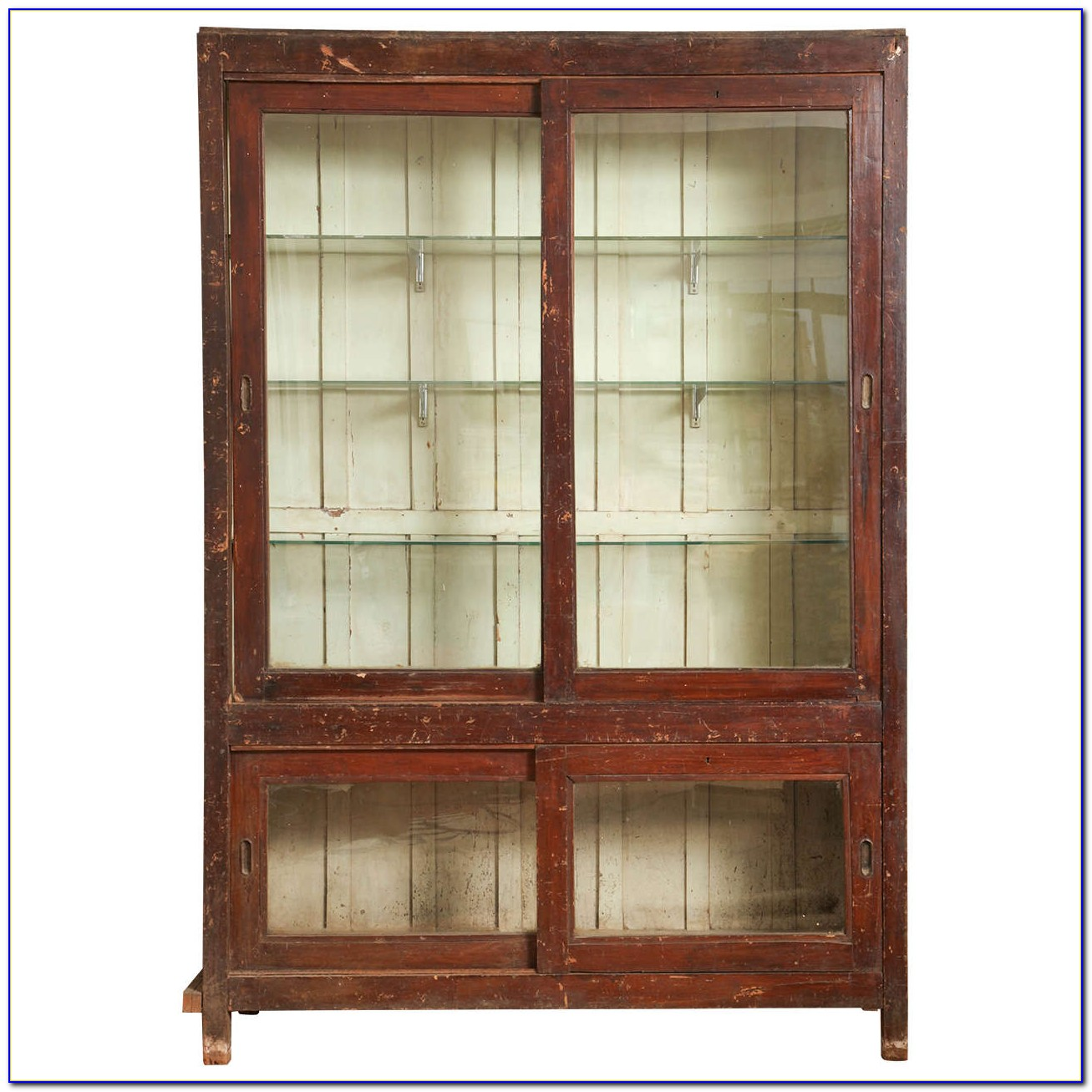 Ikea Glass Front Bookcases