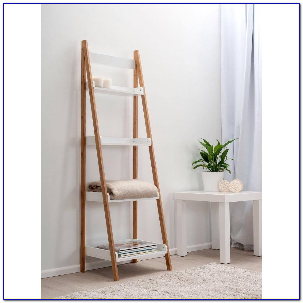 Ikea Ladder Bookcase