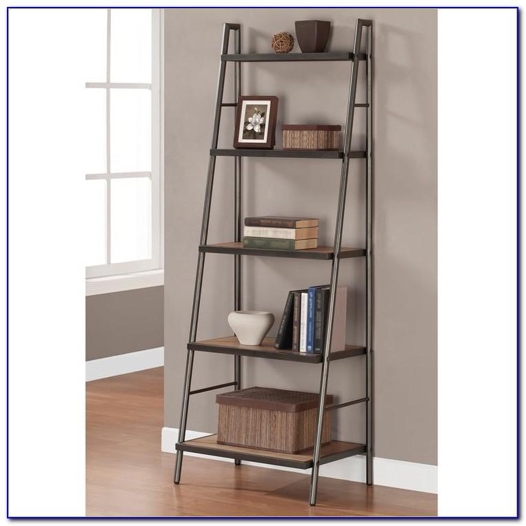 Ikea Ladder Shelf Hack