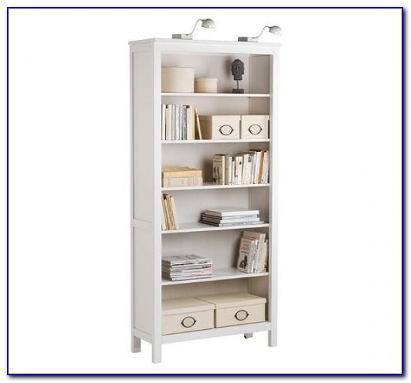Ikea Markor Solid Wood Bookcase