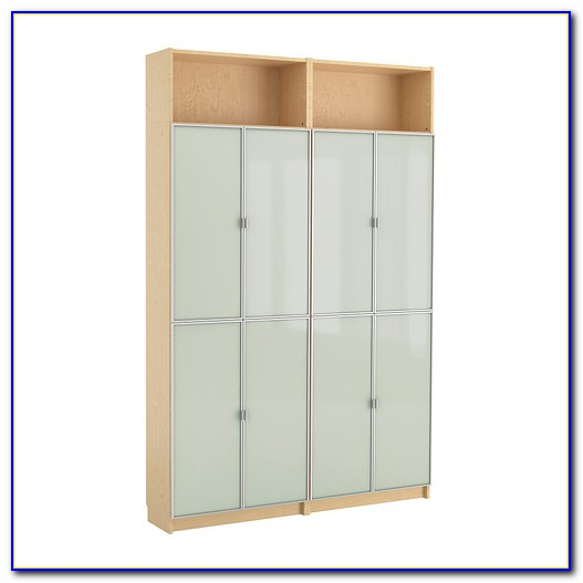 Ikea Wooden Bookcase Birch Effect