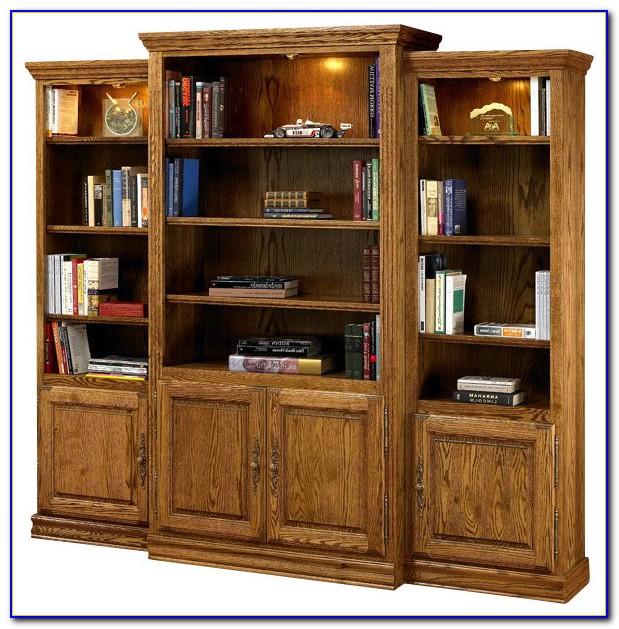 Ladder Bookcase Media Center
