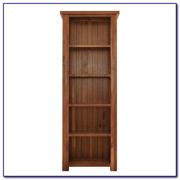 Large Dark Wood Bookcases