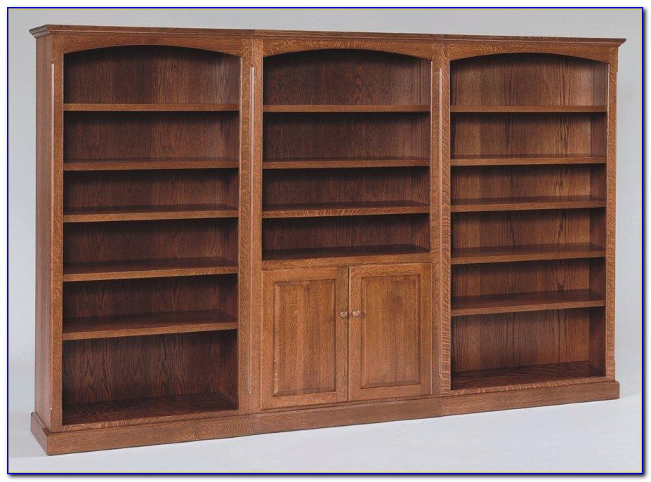 Library Wall Units Bookcase