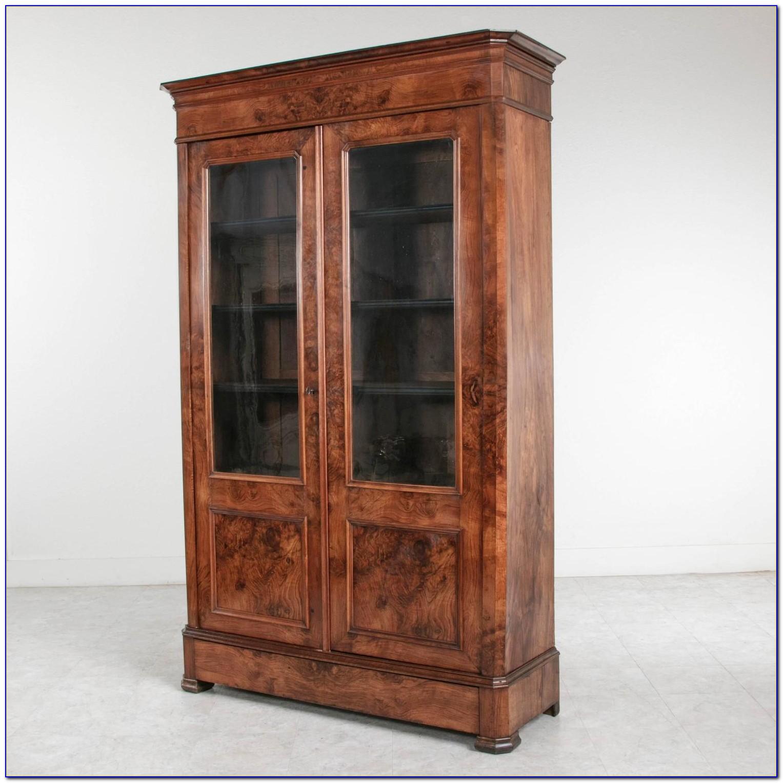 Louis Philippe Bookshelf