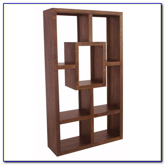 Mango Wood Bookcase Ebay