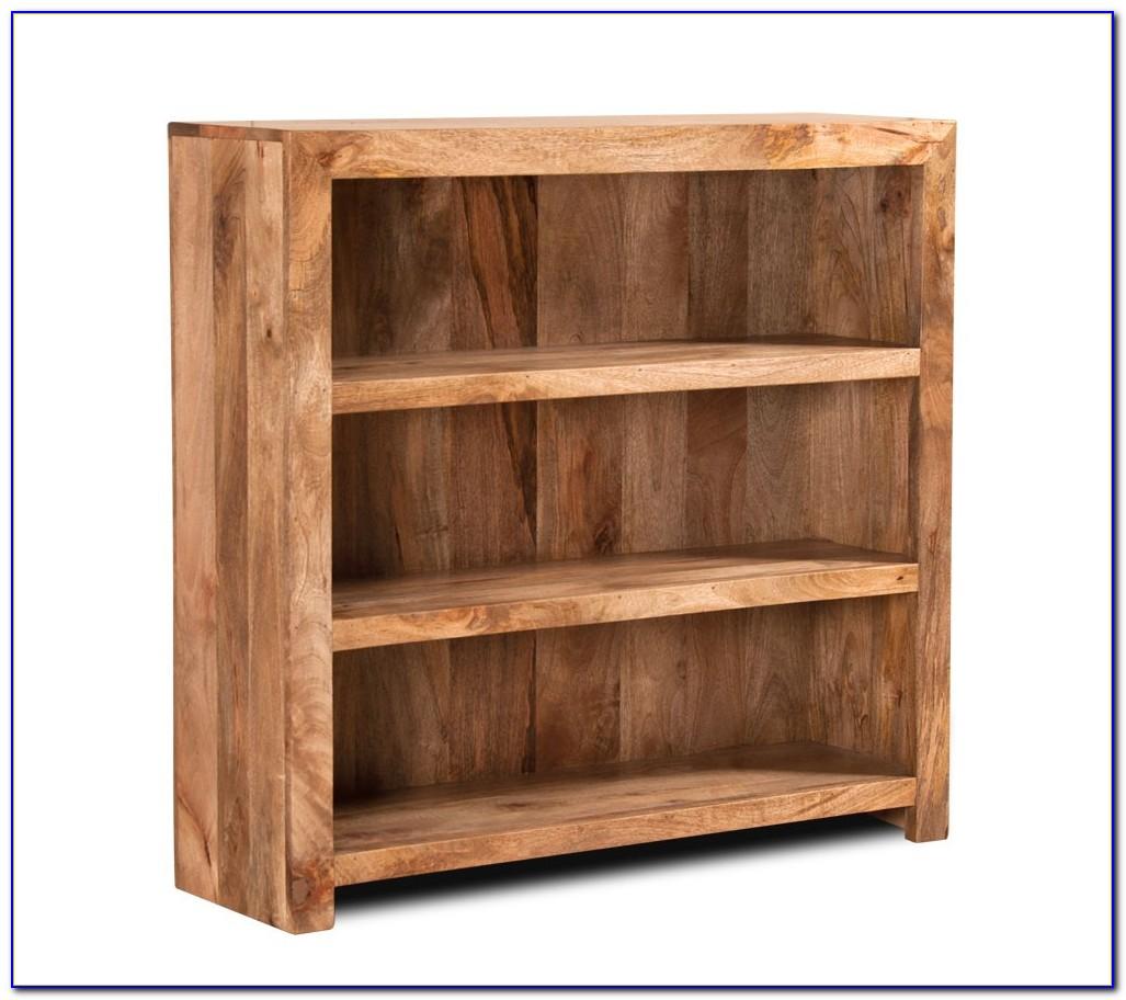 Mango Wood Bookcase Uk