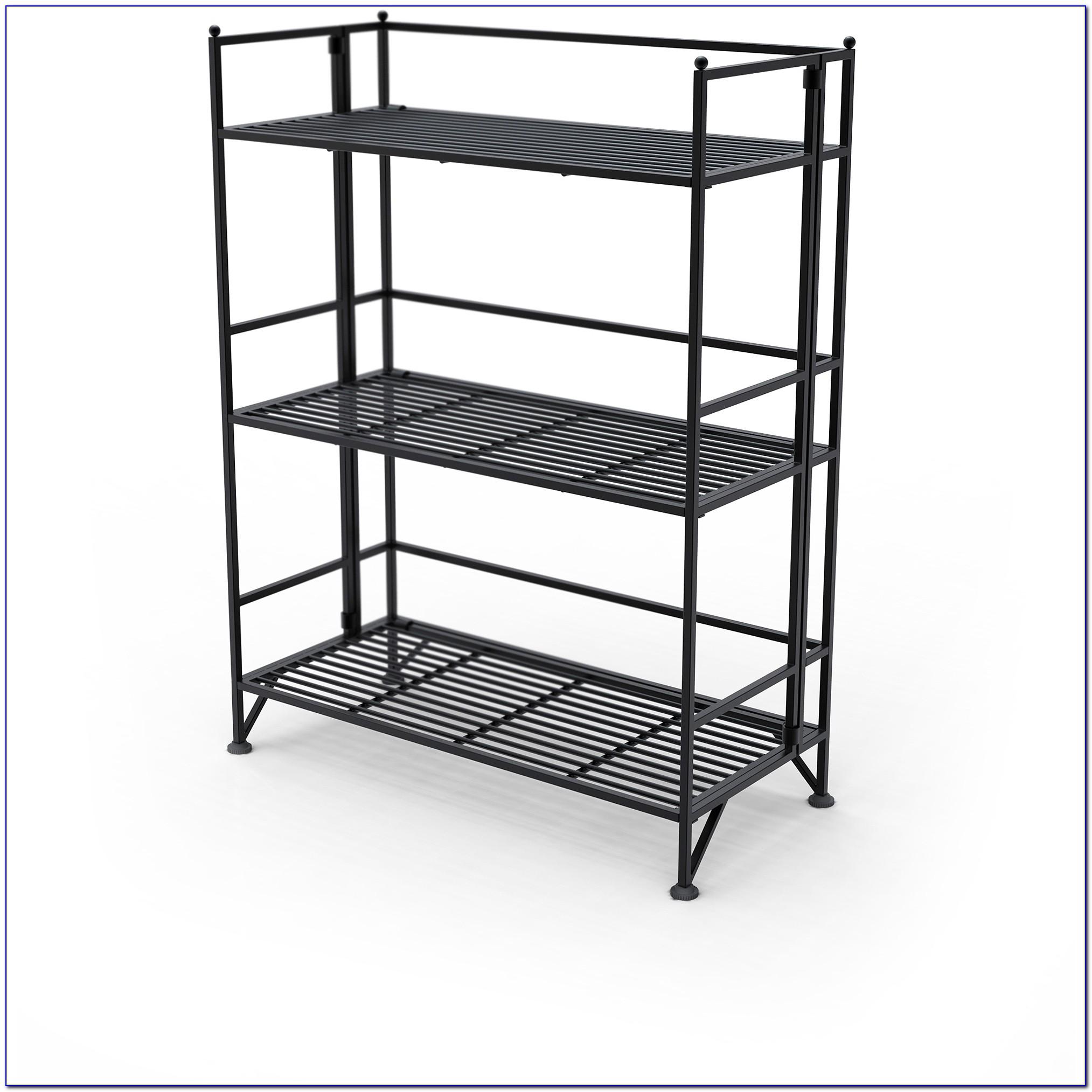 Metal Folding Bookshelves