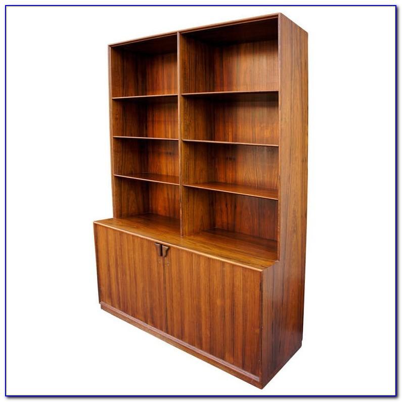Mid Century Modern Bookcase Diy