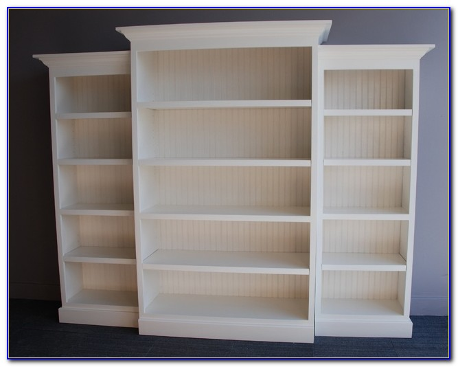 Modern Bookcase Wall Units
