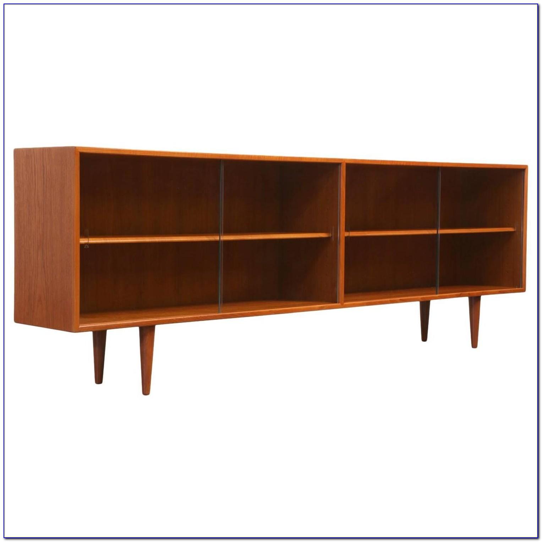 Modern Low Bookcase