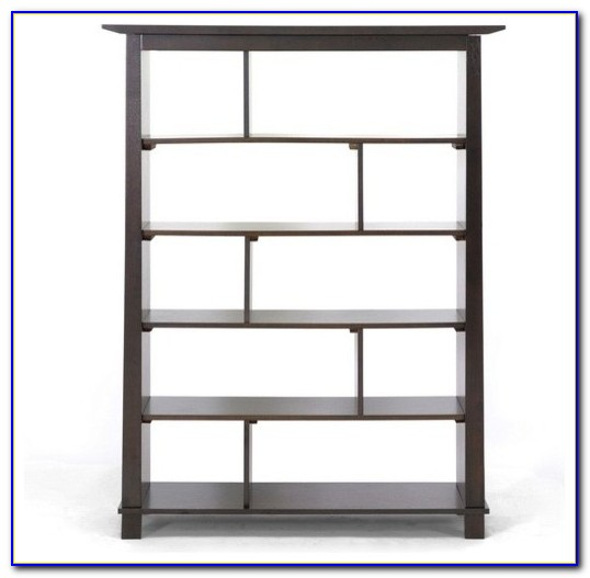 Modern Solid Wood Bookcase