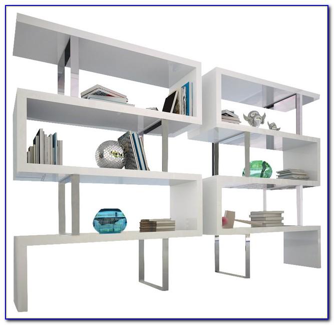 Modloft Pearl 66 Bookcase