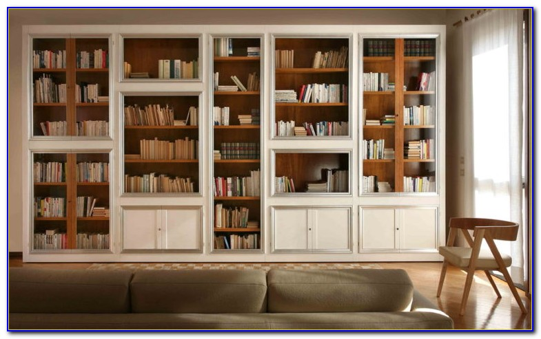 Modular Shelving System And Components