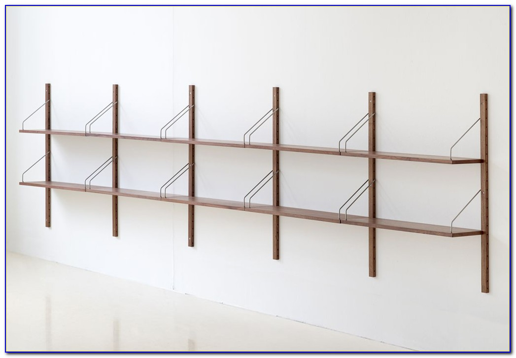 Modular Shelving Systems Wood