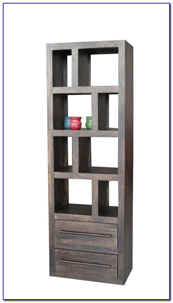 Narrow Bookcase With Drawers Uk