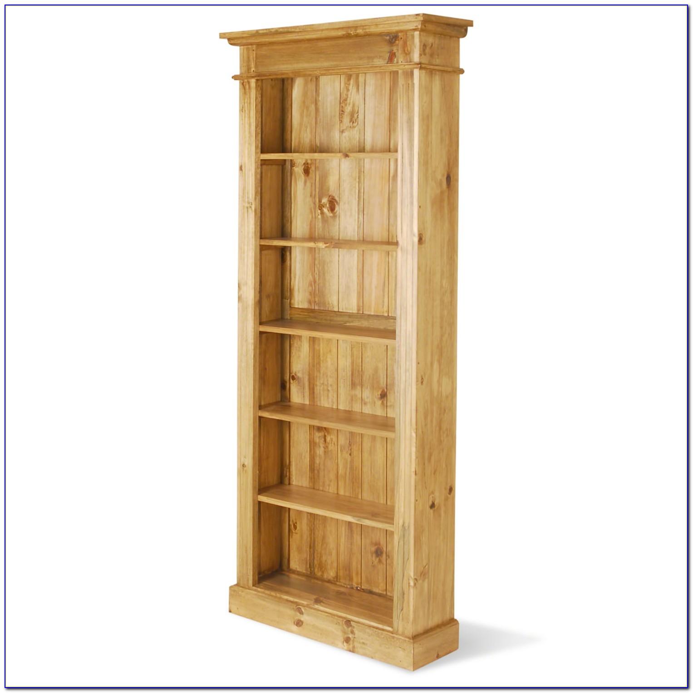 Narrow Corner Bookshelf