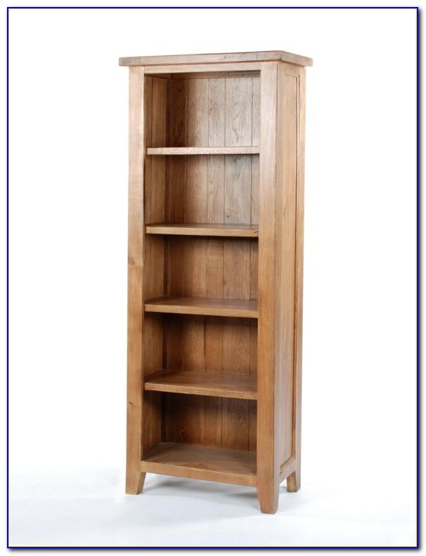 Narrow Depth Bookshelf
