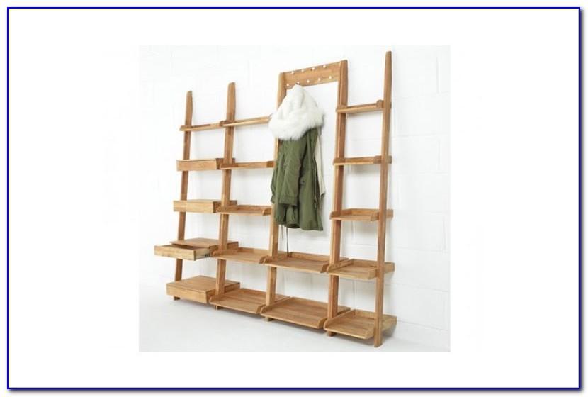 Narrow Ladder Shelf Canada