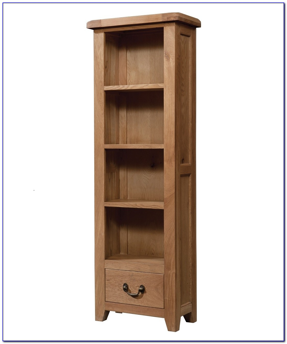 Narrow Shelves With Drawers