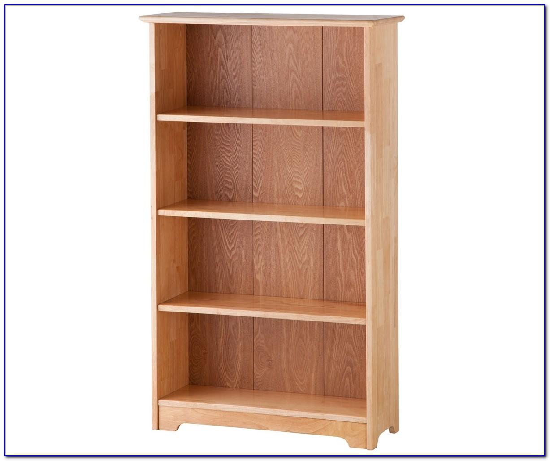 Natural Maple Bookshelf