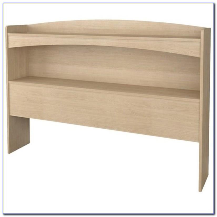 Natural Maple Bookshelves