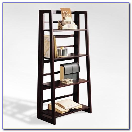 Nolan 4 Shelf Folding Bookcase